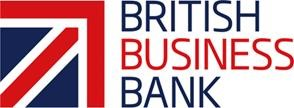 The British Business Bank logo